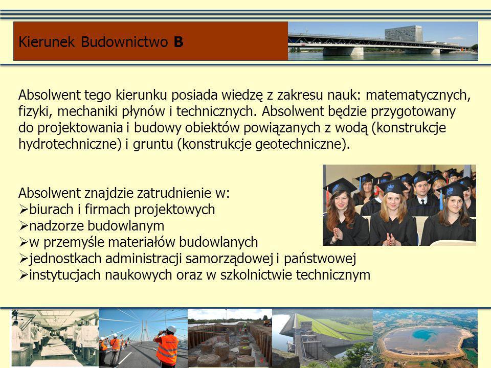 Absolwent tego kierunku posiada wiedzę z zakresu nauk: matematycznych, fizyki, mechaniki płynów i technicznych.