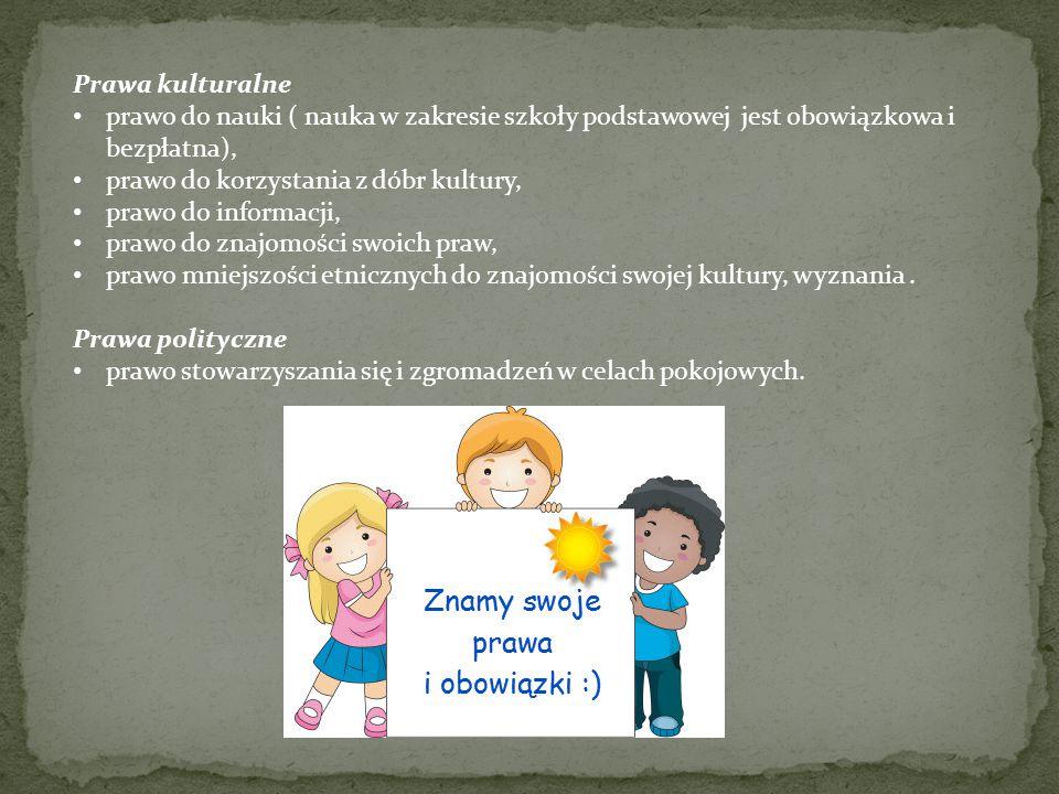 Organizacje zajmujące się ochroną praw dziecka: Rzecznik Praw Dziecka (RPD) – konstytucyjny jednoosobowy organ władzy państwowej ustanowiony artykułem 72 ust.