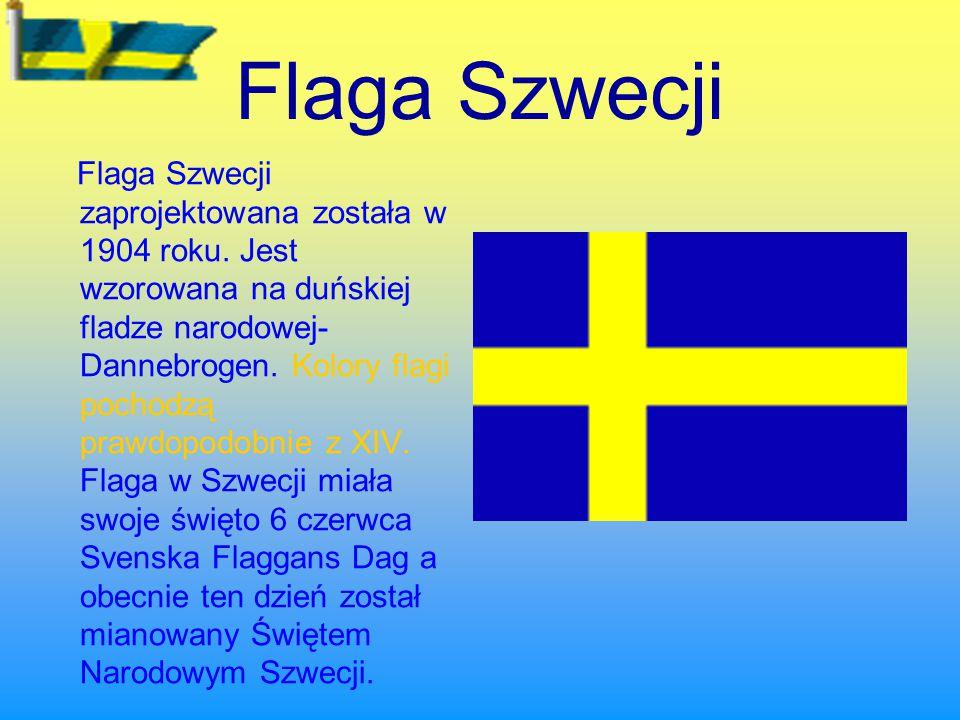 Herb Szwecji Mały herb powstał w 1365 r.