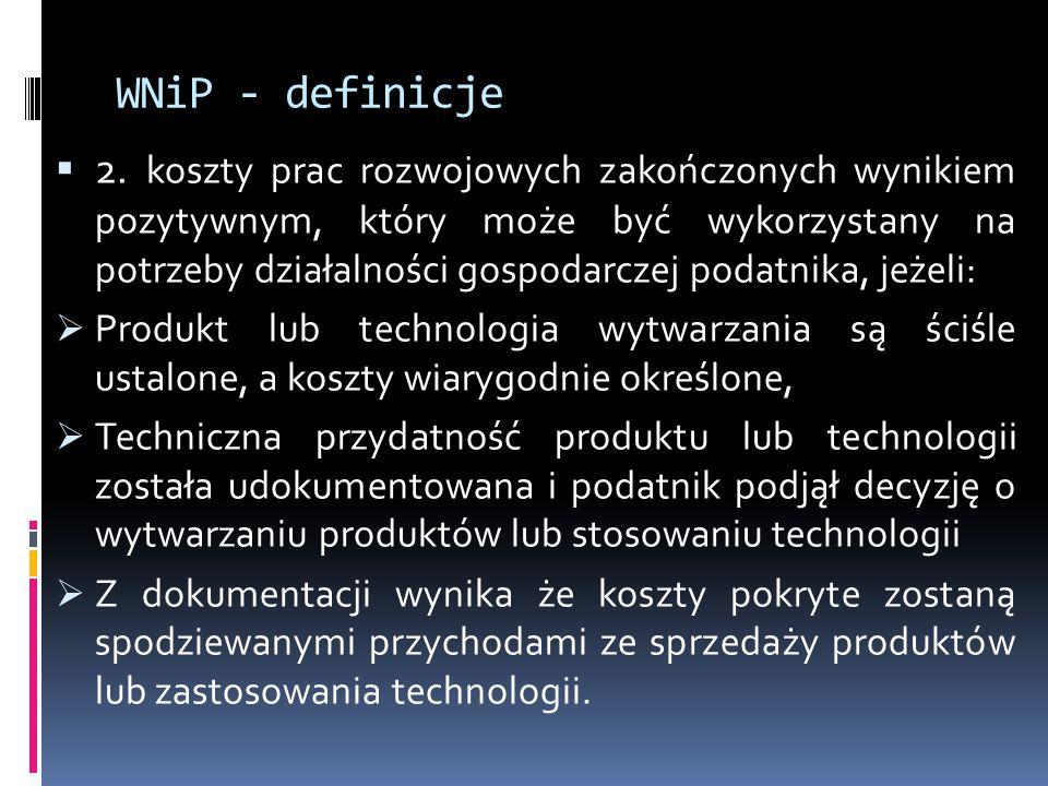 WNiP - definicje  2.