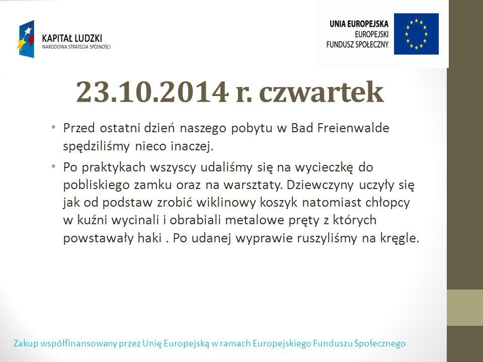 23.10.2014 r.