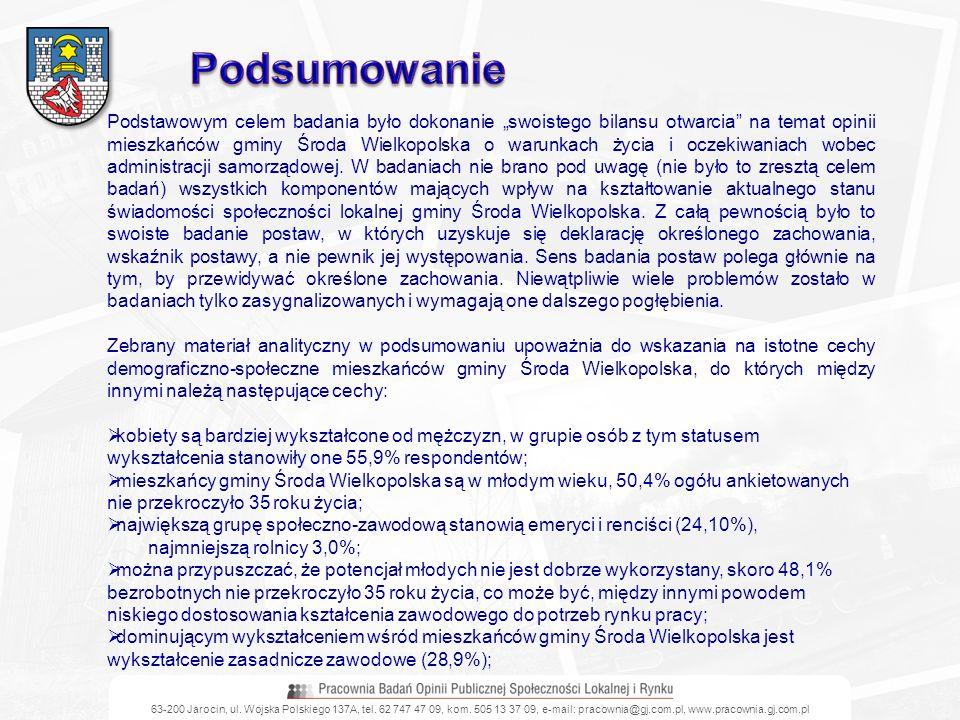 63-200 Jarocin, ul. Wojska Polskiego 137A, tel. 62 747 47 09, kom. 505 13 37 09, e-mail: pracownia@gj.com.pl, www.pracownia.gj.com.pl Podstawowym cele
