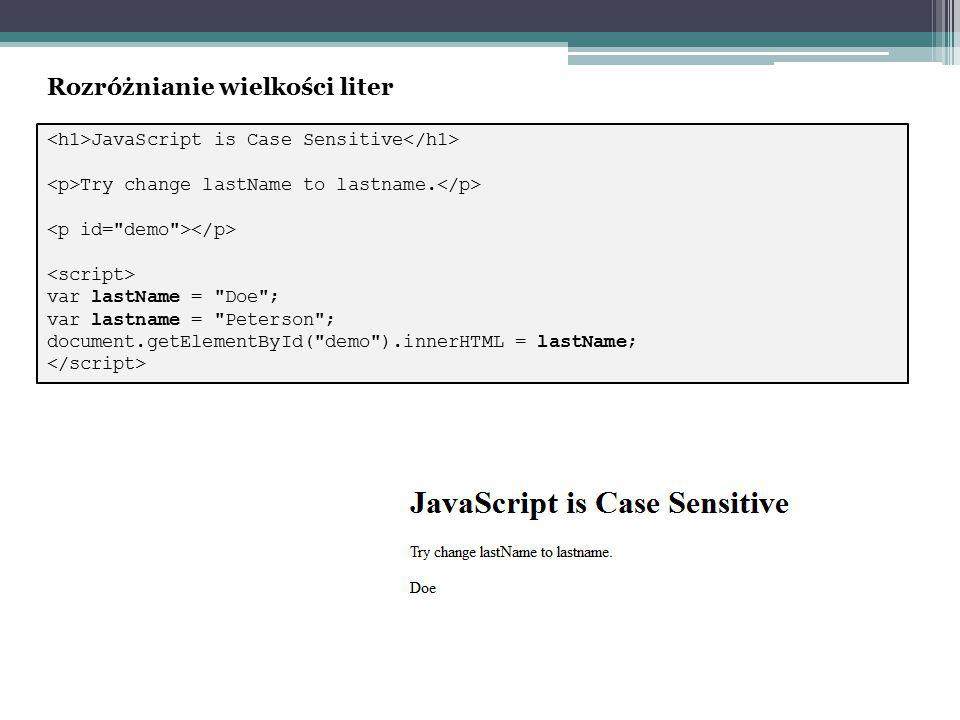 JavaScript is Case Sensitive Try change lastName to lastname.