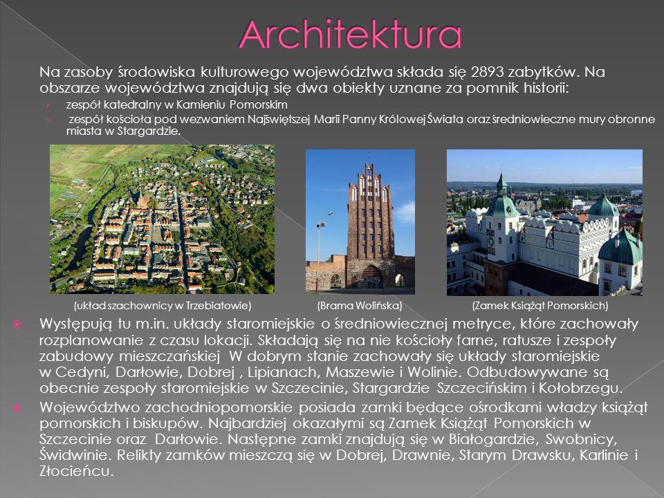  Obiekty sakralne były i pozostały dominantami w zabudowie miast i wsi.