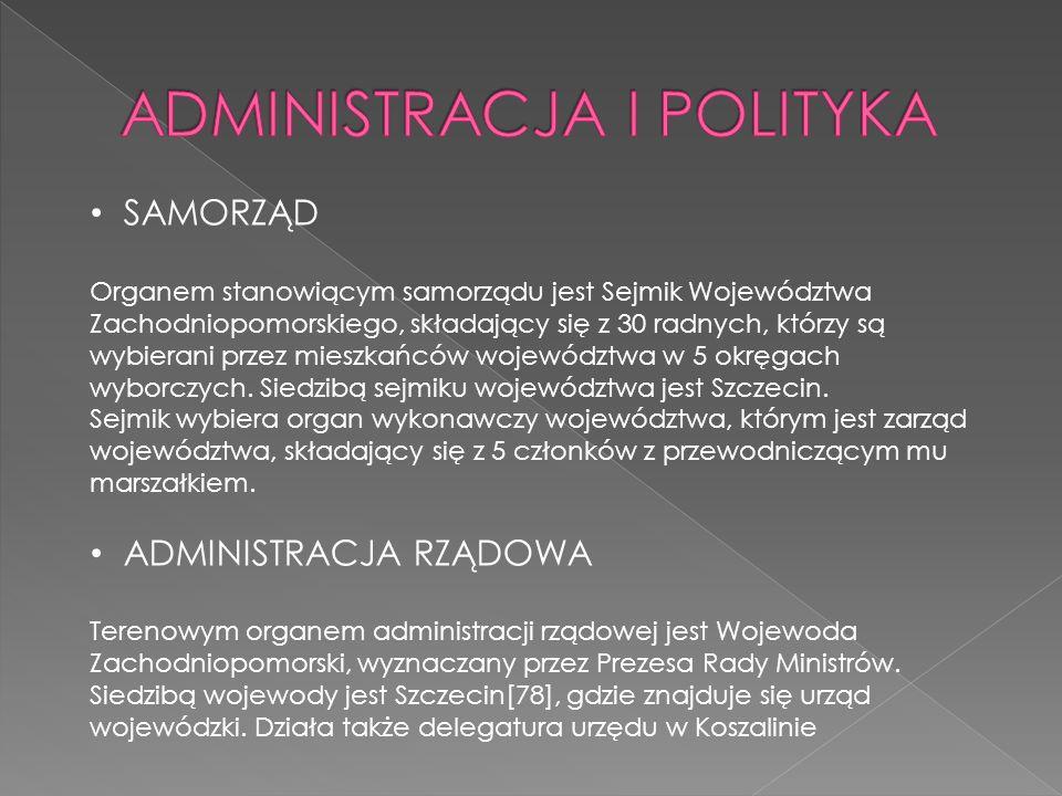 Gmach Zachodniopomorskiego Urzędu Wojewódzkiego na Wałach Chrobrego w Szczecinie Sesja Sejmiku Województwa Zachodniopomorskiego