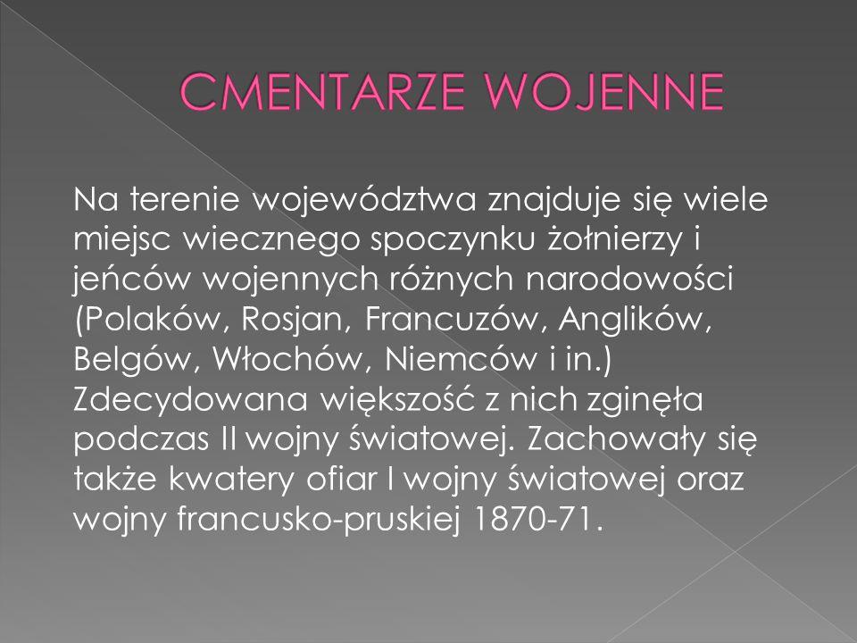 Cmentarz wojenny w Drawsku Pomorskim