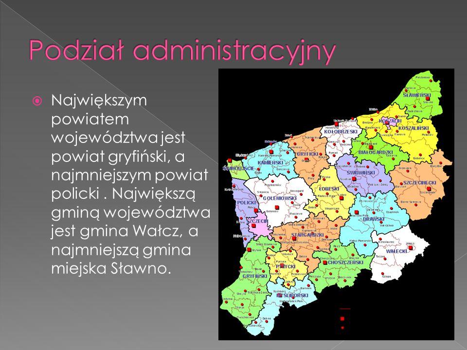 Na zasoby środowiska kulturowego województwa składa się 2893 zabytków.