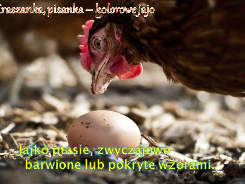 Najstarsze pisanki – czyli barwione i zdobione jaja, pochodzą z terenów Mezopotamii, zamieszkanej przez starożytny lud Sumerów.