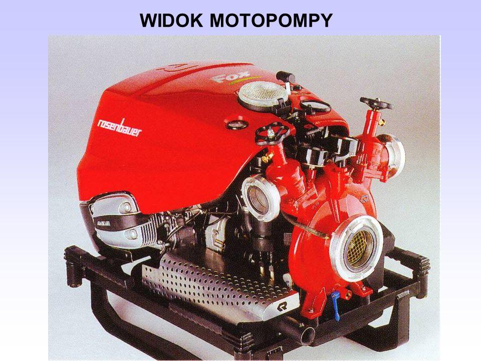 WIDOK MOTOPOMPY