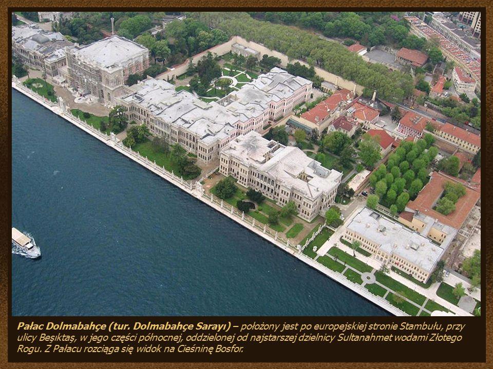 Pałac Dolmabahçe (tur.