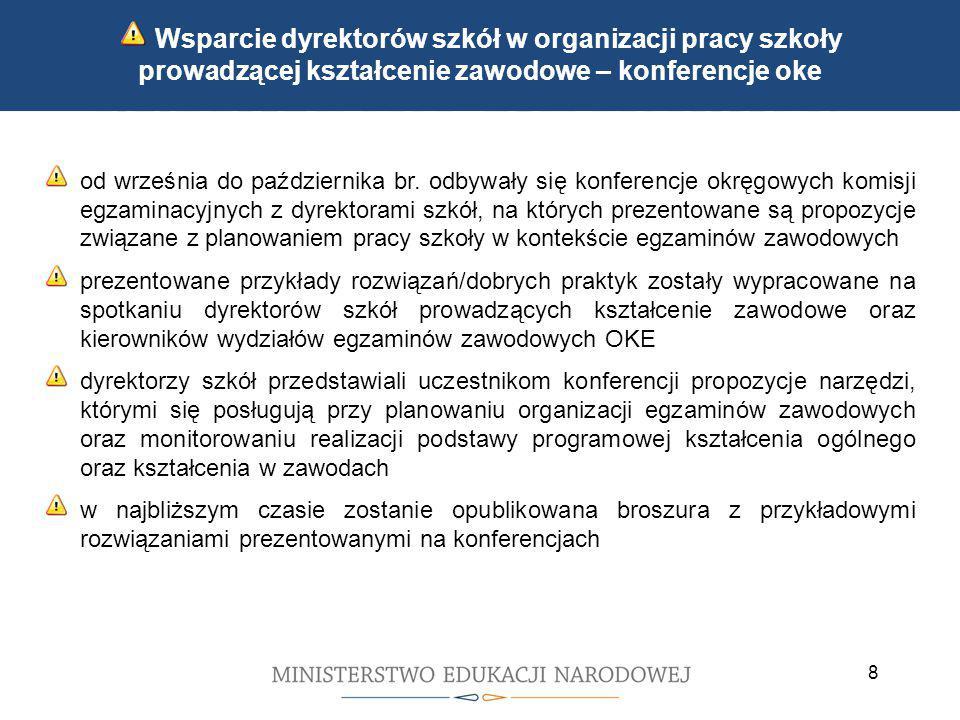 Cele reformy wprowadzonej 1 września 2012 r. od września do października br.