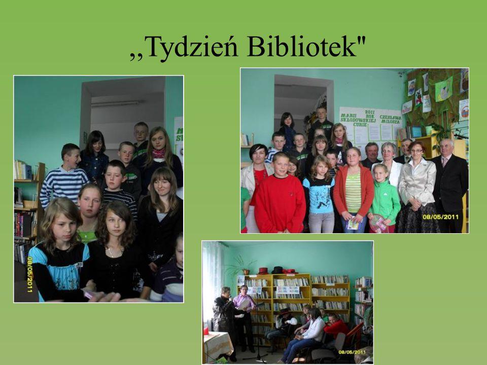 ,,Tydzień Bibliotek''