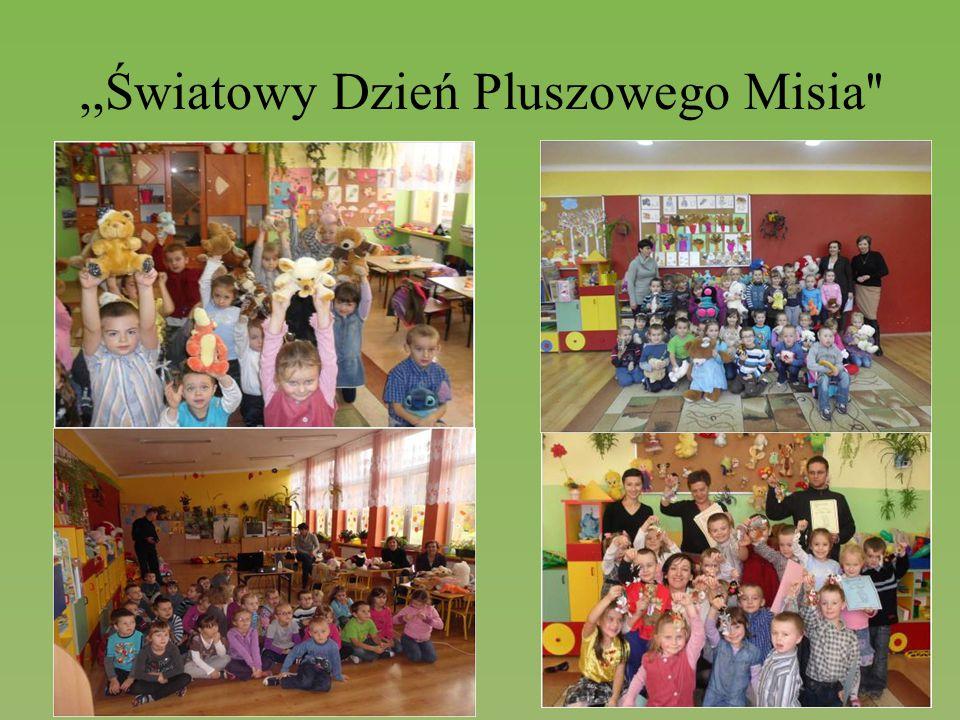 ,,Światowy Dzień Pluszowego Misia''