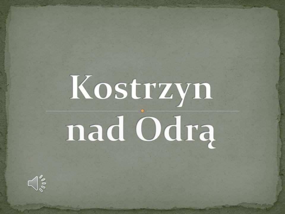 W 2004 r.do Kostrzyna przeniesiono go z niedalekich od nas Ż ar.