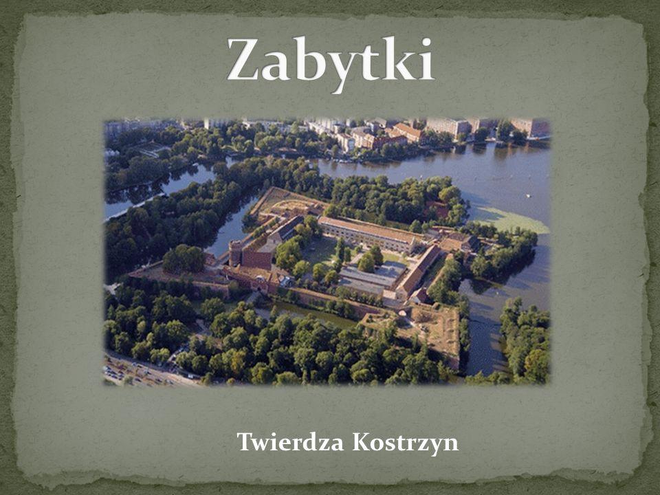 Pomnik Jana z Kostrzyna We wczesnym średniowieczu Kostrzyn należał do Wiel- kopolski. W 1232 książę Wielkopolski, Władysław Odonic nadał ziemię Kostrz