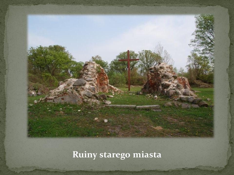 Ruiny starego miasta