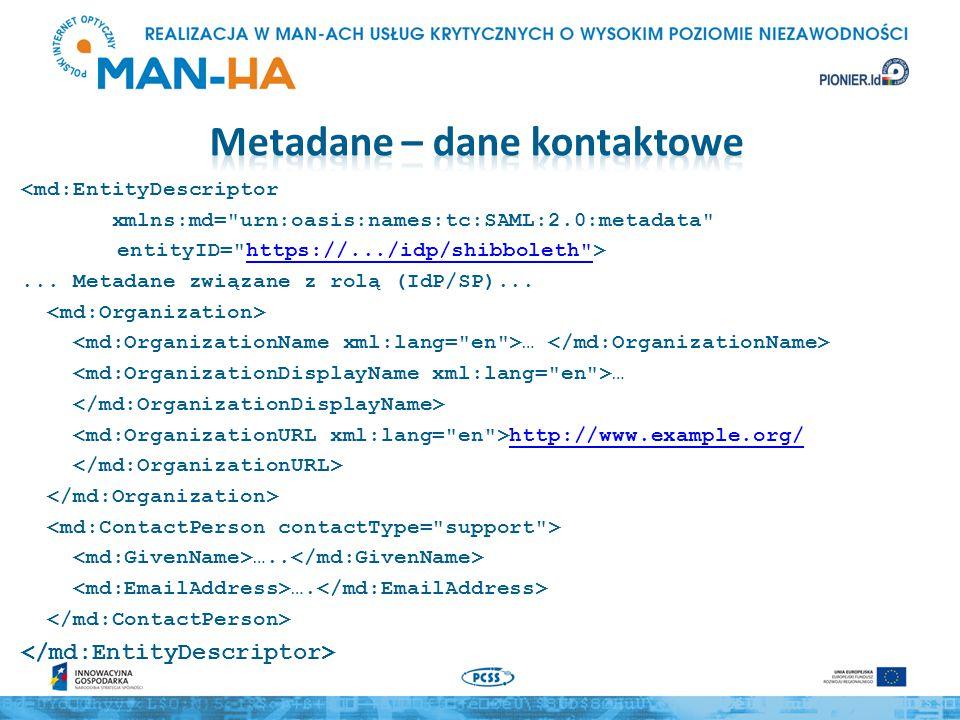 <md:EntityDescriptor xmlns:md= urn:oasis:names:tc:SAML:2.0:metadata entityID= https://.../idp/shibboleth > https://.../idp/shibboleth ...