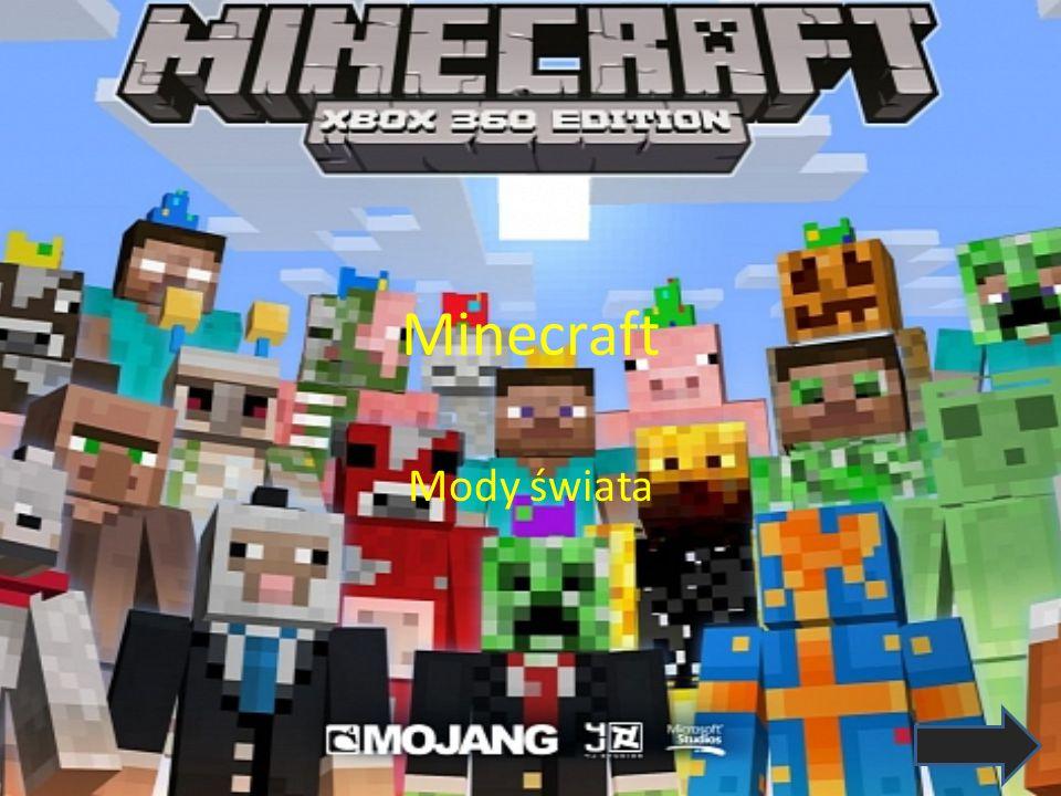 Minecraft Mody świata