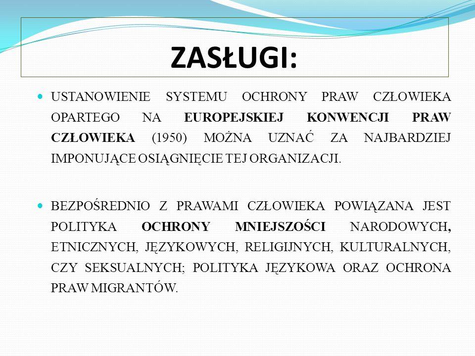 Cele Popieranie idei współpracy pomocy gospodarczo- technicznej, ochrony środowiska Bałtyku, rozwoju transportu i łączności, współpracy kulturalnej, turystyki, edukacji, pomocy humanitarnej.