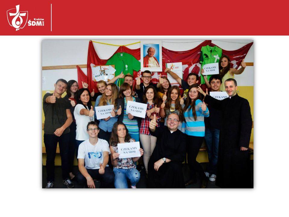 Krzyż Ikona Salus Populi Romani Symbole ŚDM w Diecezji ……………….. …………………. – ……………………. 2015/16 r.