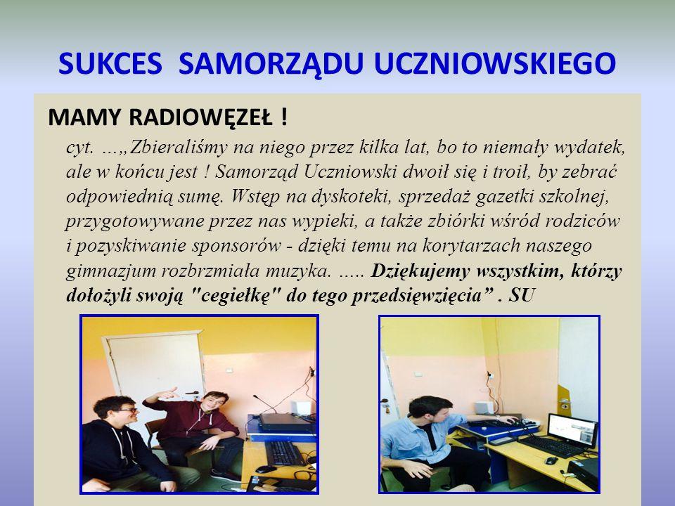 """AKCJE, PROGRAMY, PROJEKTY XXI Ogólnopolska Akcja """"Sprzątanie świata – Polska 2014"""" pn. """"Turysto! … """"Działaj ekologicznie, nie wyrzucaj"""" - akcja Ekoszk"""