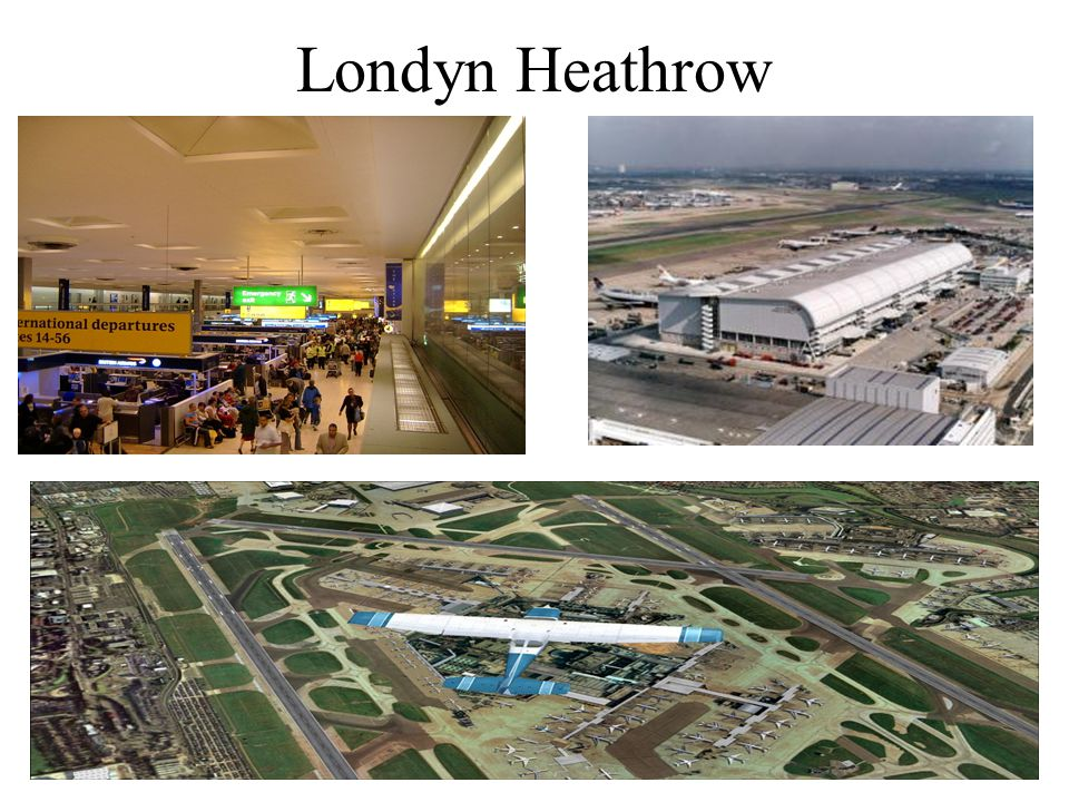 Londyn Heathrow