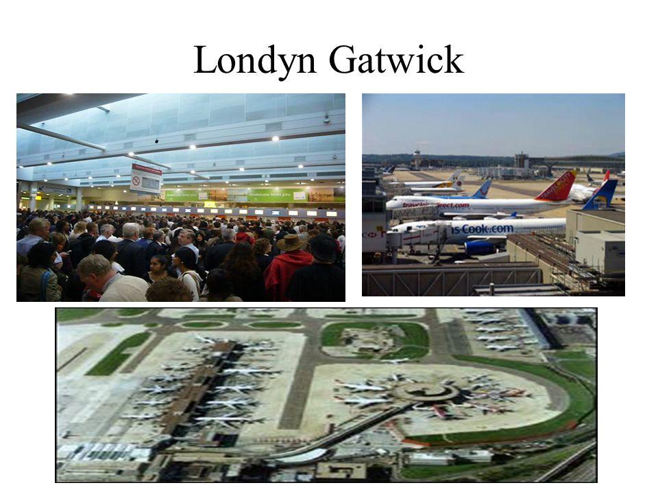 Londyn Gatwick