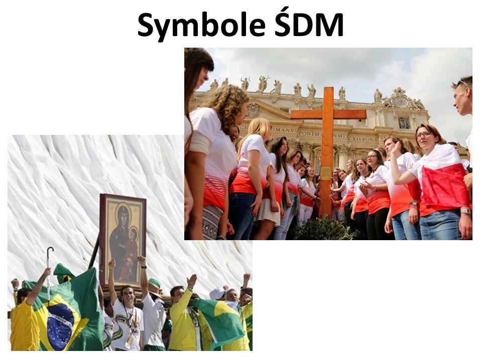 Symbole ŚDM