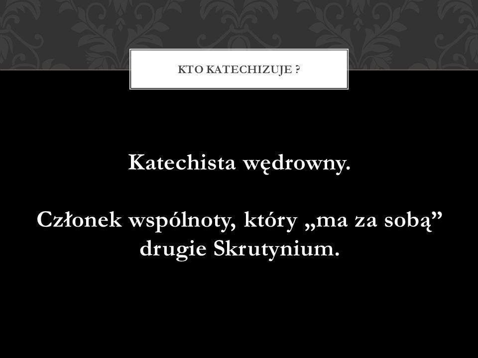 Pismo Święte.Statut Drogi Neokatechumenalnej.