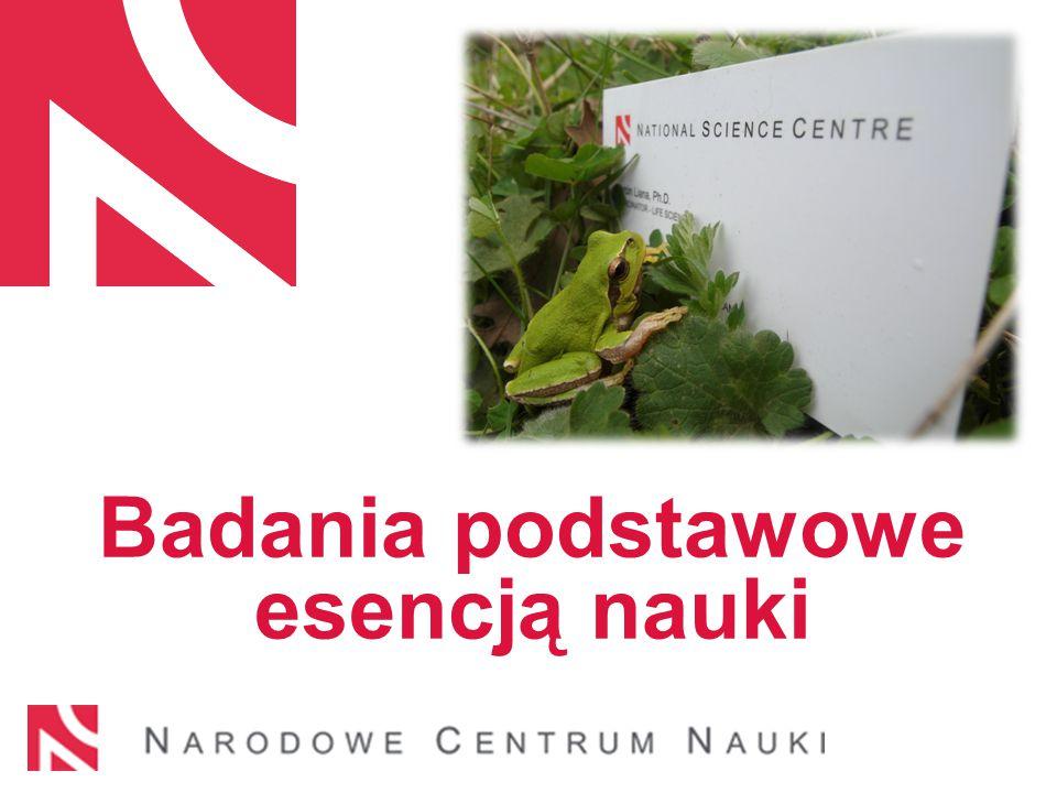 Plan prezentacji 2 1.Narodowe Centrum Nauki – struktura i działanie 2.