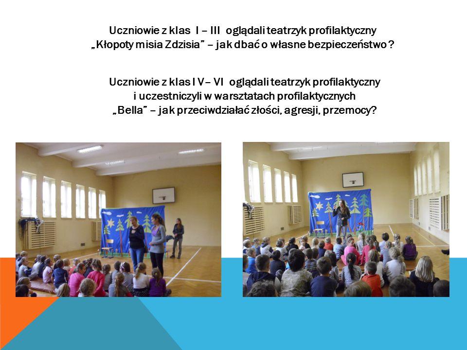 Wszystkim, którzy przyczynili się do pomyślnego zrealizowania tego zadania organizatorzy składają serdeczne podziękowania Opracowanie prezentacji Joanna Tłustochowicz pedagog szkolny