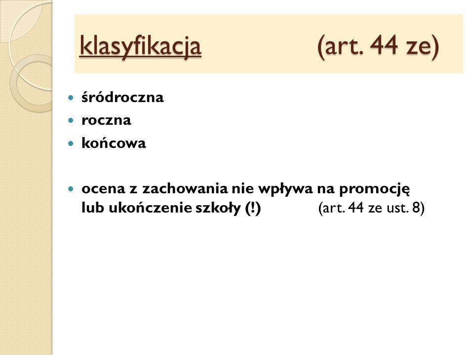 klasyfikacja(art.