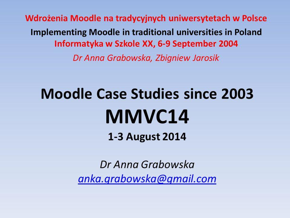 Przypadek użycia 2 Case study 2 Civil Engineering Department – consultations, exams, materials repository