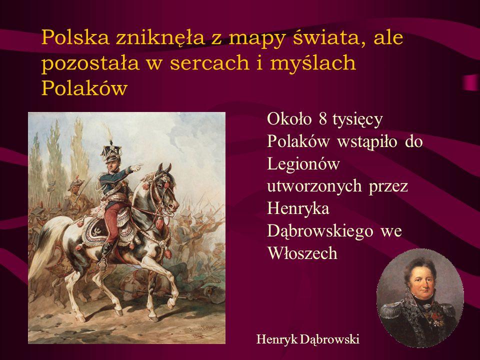 III rozbiór Polski rok 1795