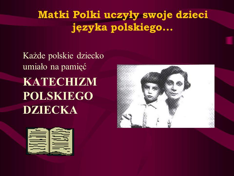 Polska była w niewoli przez 123 lata Mimo tak długiego czasu spędzonego pod zaborami innych państw (Rosji, Prus i Austrii ) Polacy nie poddawali się..