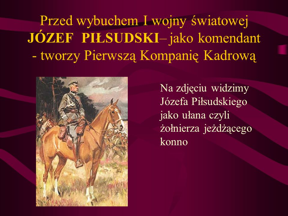 Dziś każde polskie dziecko zna doskonale ten wiersz: Kto ty jesteś? Polak mały Jaki znak twój? Orzeł biały Gdzie ty mieszkasz? Między swemi W jakim kr