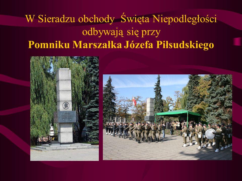 Tego dnia co roku oddajemy hołd poległym w czasie walk polskim żołnierzom... Obchody Święta Odzyskania Niepodległości przed Grobem Nieznanego Żołnierz