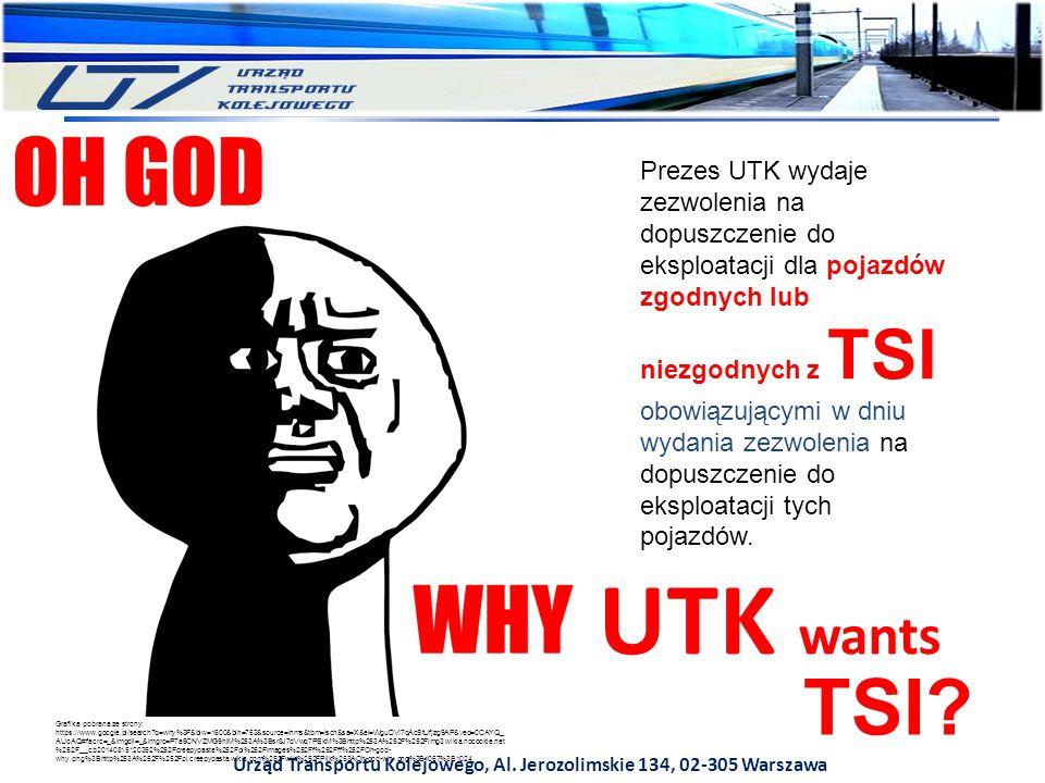 Urząd Transportu Kolejowego, Al. Jerozolimskie 134, 02-305 Warszawa UTK wants Grafika pobrana ze strony: https://www.google.pl/search?q=why%3F&biw=160