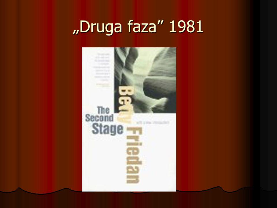 """""""Druga faza"""" 1981"""