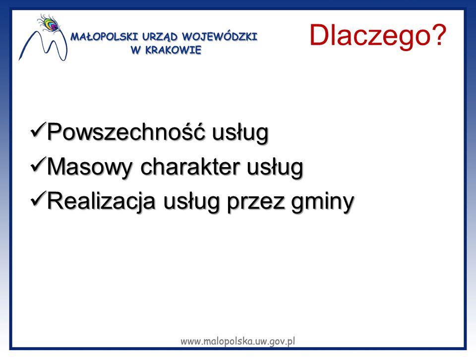 MSW zapewniło gminom: Stacje robocze - 551 Serwery - 182 Drukarki - 694 Skanery- 372 Routery - 175 Switche - 148 Czytniki kart - 1001 Czytniki z pin padem - 369  + dodatkowy, zgłoszony przez gminy sprzęt