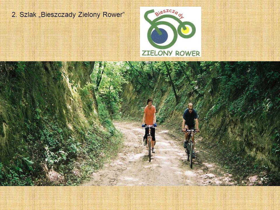 """2. Szlak """"Bieszczady Zielony Rower"""""""
