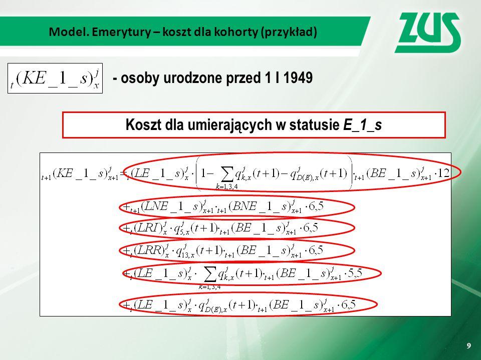 20 Wykorzystanie modelu prognostycznego FUS...