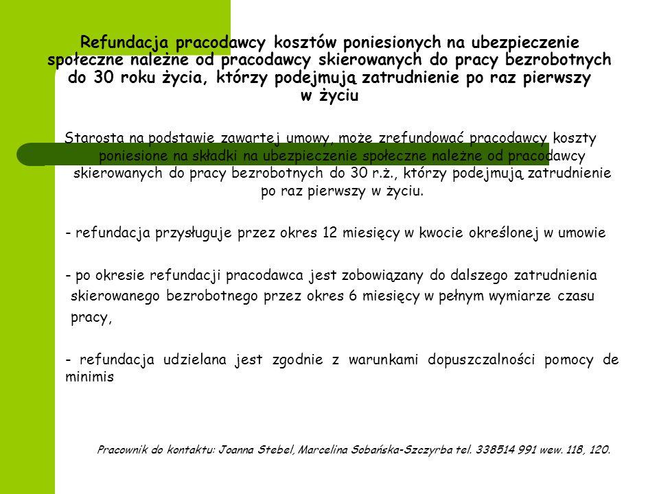 Dofinansowanie do wynagrodzenia osób powyżej 50 r.ż.