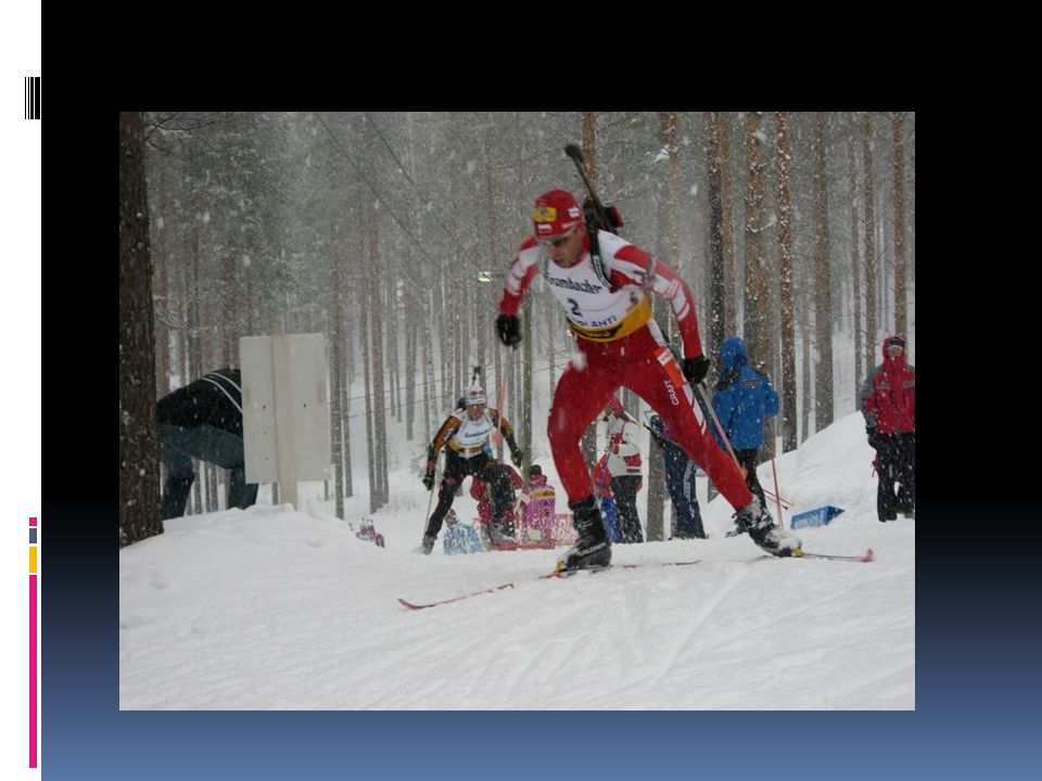 10 stycznia 2009 po biegu sprinterskim w Oberhofie, w którym zajął 3.