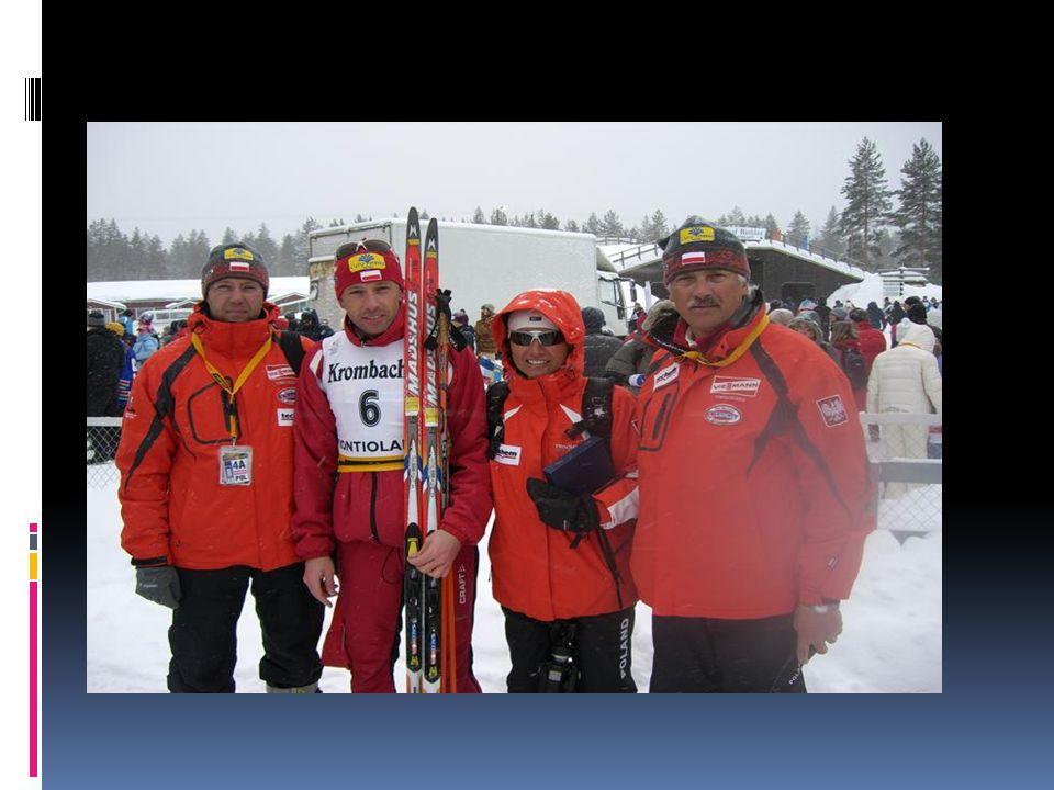 25 lutego 2006 na igrzyskach w Turynie zdobył srebrny medal w biegu masowym na 15 kilometrów.