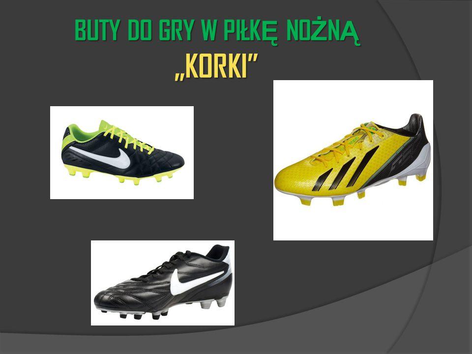"""BUTY DO GRY W PIŁK Ę NO Ż N Ą """"KORKI"""""""