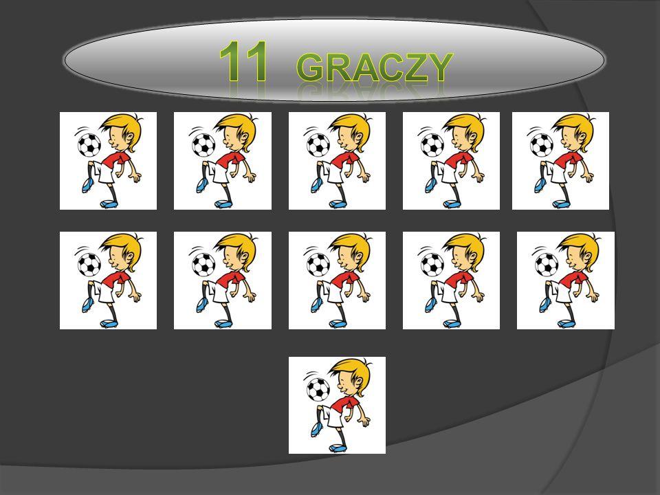 PRZEBIEG GRY  W trakcie gry zawodnicy z tej samej drużyny biegają po boisku kopiąc i podając sobie piłkę, tak aby trafić do bramki przeciwnika.