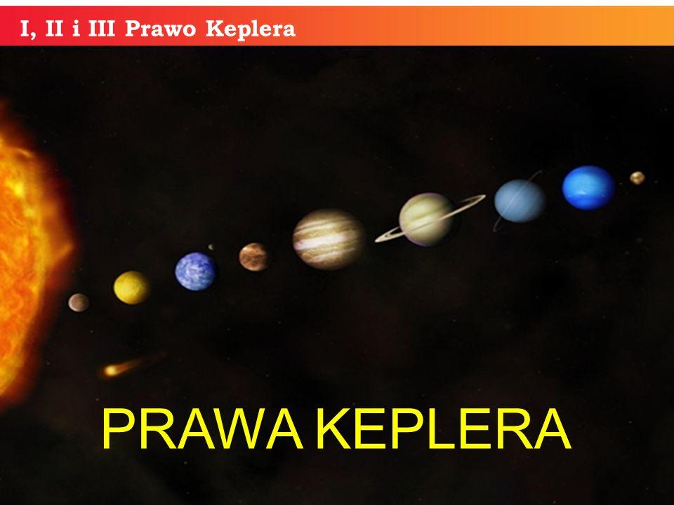 informatyka + 6 I Prawo Keplera Każda planeta Układu Słonecznego porusza się wokół Słońca po orbicie w kształcie elipsy, w której w jednym z ognisk jest Słońce.