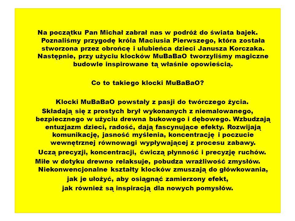 Klasa Ia wraz z wychowawcą panią Iwoną Karbownik uczestniczyła w spotkaniu z dyrektor pierwszego na świecie Muzeum Bajek Baśni i Opowieści MuBaBaO Panem Michałem Malinowskim.