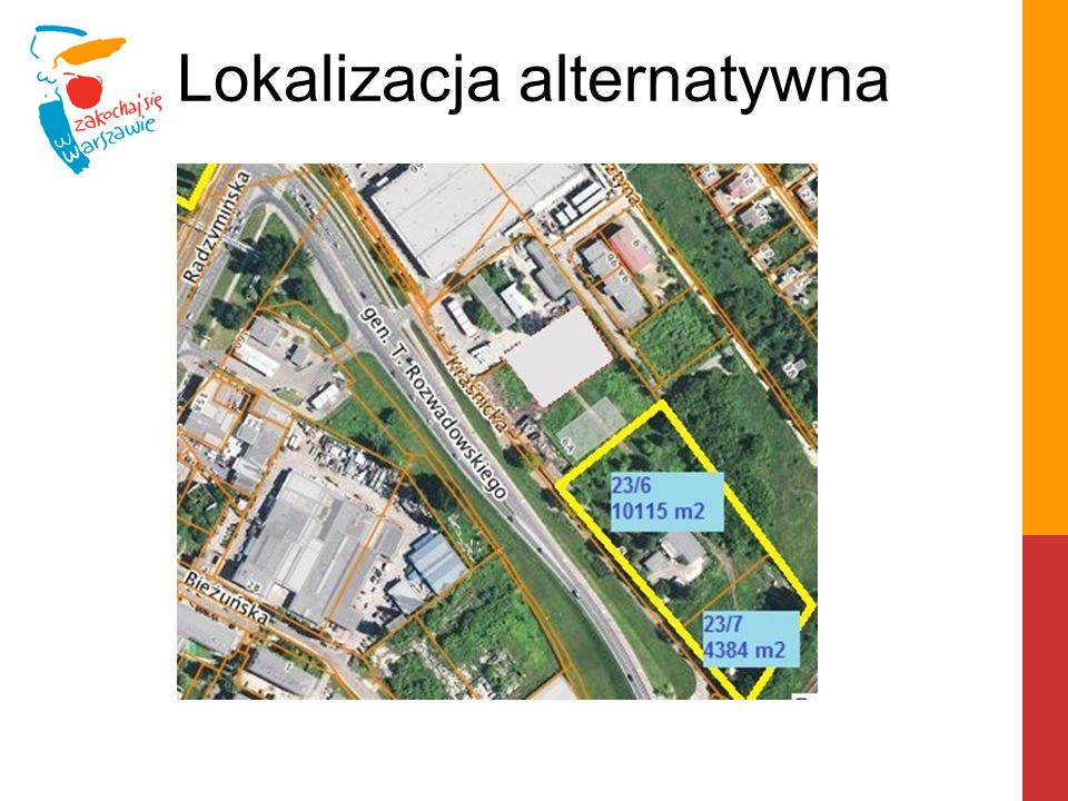 Lokalizacja alternatywna